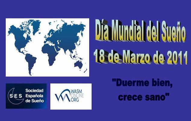 Dia Mundial del sueño 2011