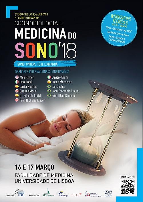 1er Congreso portugues de Cronobiología y medicina del sueño)