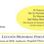 XXXVII Lección Memorial Fernández-Cruz